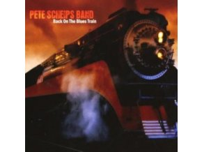 PETE SCHEIPS BAND - Back On The Blues Train (CD)