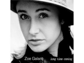 ZOE GALANT - Long Time Coming (CD)
