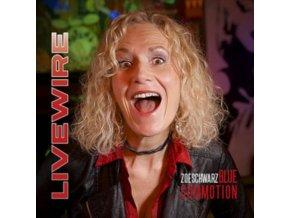 ZOE SCHWARZ BLUE COMMOTION - Livewire (CD)