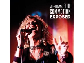 ZOE SCHWARZ / BLUE COMMOTION - Exposed (CD)