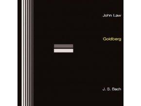 JOHN LAW - J.S. Bach - Goldberg Variations (CD)