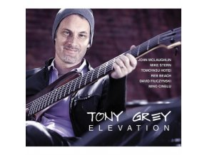 TONY GREY - Elevation (CD)