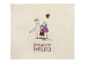 DRIVING MRS. SATAN - Popscotch (CD)
