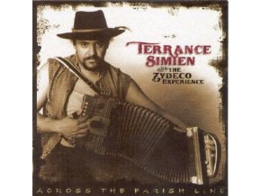 TERRANCE SIMIEN - Across The Parish Line (CD)