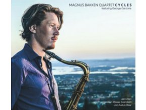 MAGNUS BAKKEN QUARTET & GEORGE GARZONE - Cycles (CD)