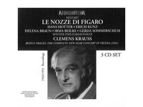 KUNZ/BEILKE/HOTTER/BRAUN - Mozart/Le Nozze Di Figaro (CD)
