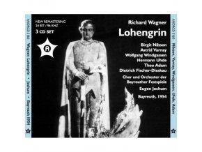 WINDGASSEN - BAYREUTH - Wagner-Lohengrin (CD)
