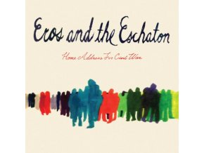EROS & THE ESCHATON - Home Address For Civil War (CD)