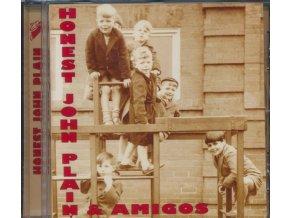 HONEST JOHN PLAIN - Hjp & The Amigos (CD)