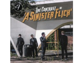 CONTRAST - A Sinister Flick (CD)