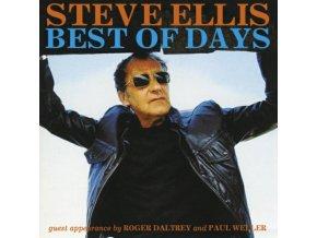 STEVE ELLIS - Best Of Days (CD)