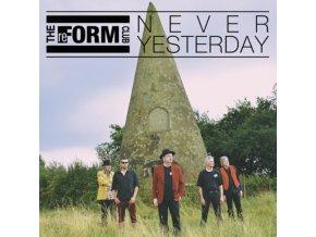 REFORM CLUB - Never Yesterday (CD)
