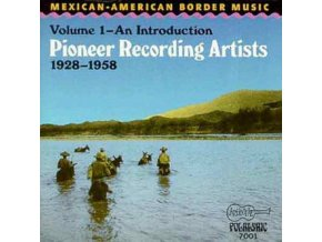 VARIOUS ARTISTS - Mexican-American Border Music (CD)