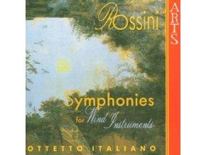 OTTETTO ITALIANO - Sym For Wind Instrum (CD)