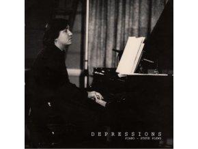 STEVE PLEWS - Depressions (CD)