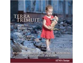 STUDIO DE MUSIQUE MONTREAL - The Earth Trembled (CD)