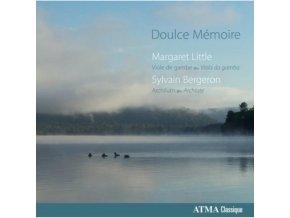 MAGARET LITTLE/SYLVAIN BERGE - Doulce Memoire (CD)