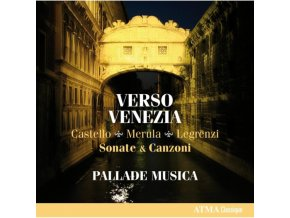 PALLADE MUSICA - Legrenzi/Verso Venez (CD)