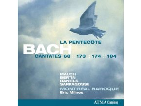 MONTREAL BAROQUE - Bach: Cantatas For Pentacost (CD)