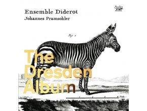 ENSEMBLE DIDEROT - Handel/The Dresden Album (CD)