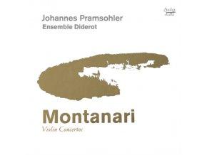 JOHANNES PRAMSOHLER - Montanari Violin Concertos (CD)