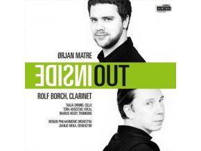 ROLF BORCH / BERGEN PO - Orjan Matre/Inside Out (CD)
