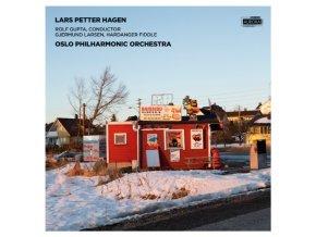 OSLO PO / ROLF GUPTA - Lars Petter Hagen (CD)
