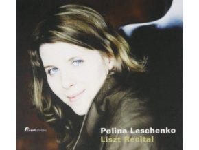 POLINA LESCHENKO - Liszt Recital (CD)