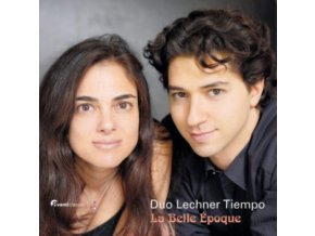 LA BELLE EPOQUE - French Music For Piano Duo (CD + DVD)