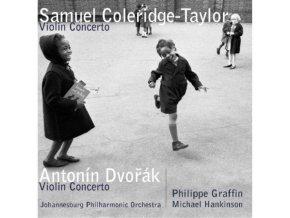 PHILIPPE GRAFFIN / JOHANNESBURG - Samuel Coleridge Taylor (CD)