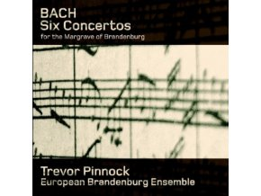EUROPEAN BRANDENBURG - Bach/Brandenburg Concertos (CD)