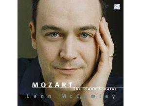 LEON MCCAWLEY - Mozart/The Piano Sonatas (CD)