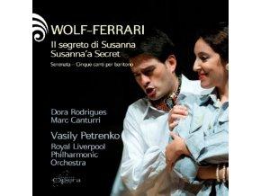PETRENKO / RLPO - Wolf-Ferrari/SusannaS (CD)