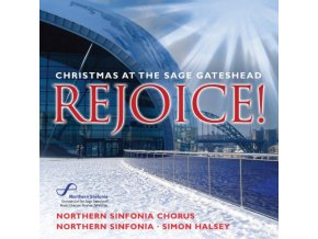 NORTHERN SINFONIA / HALSEY - Rejoice Christmas At The Sage (CD)