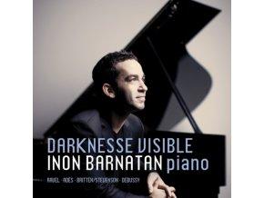 INON BARNATAN - Darknesse Visible - Ravel Ade (CD)