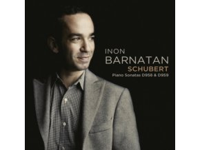 INON BARNATAN - Schubert/Piano Sonatas D958-9 (CD)