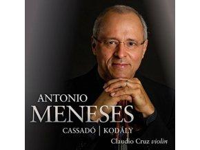 ANTONIO MENESES / CLAUDIO CRUZ - Works By Cassado & Kodaly (CD)