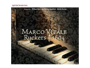 MARCO VITALE - Ruckers-Cembalo 1604 (CD)