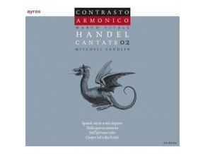 CONTRASTO ARMONICO - Handel/Cantatas - Vol 2 (CD)
