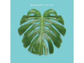 BIG SCARY - Not Art (CD)