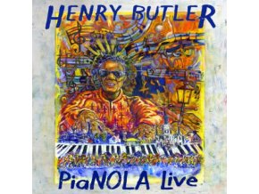 HENRY BUTLER - Pianola - Live (CD)