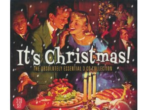 VARIOUS ARTISTS - ItS Christmas - The Absolutely (CD)
