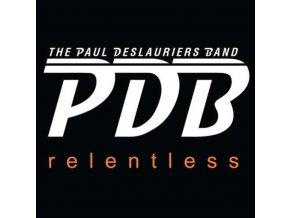 PAUL DESLAURIERS BAND - Relentless (CD)