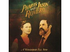PHARIS AND JASON ROMERO - A Wanderer ILl Stay (CD)