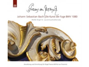 FRANNS-WILFRID VON PROMNITZ - Bach: The Art Of Fugue (CD)
