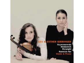BIRRENGER & BIRRENGER - Violin Sonatas (CD)