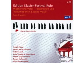 MARC-ANDRE HAMELIN - Ruhr Piano Festival 2013 (CD)