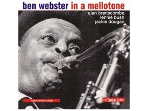 BEN WEBSTER - In A Mellotone (CD)