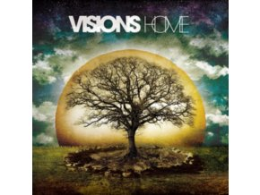 VISIONS - Home (CD)