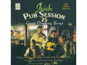 VARIOUS ARTISTS - Irish Pub Session (CD)